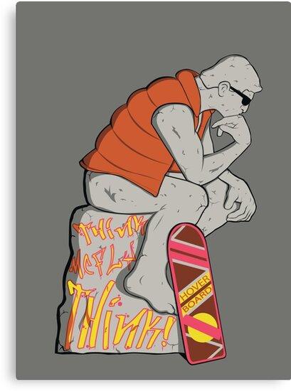 Think Mcfly, Think! by Scott Weston