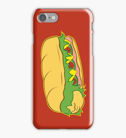 Hoagie iPhone Case/Skin