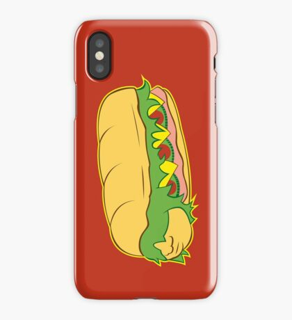 Hoagie iPhone Case