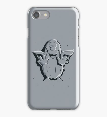 Captain Caveman Frozen So-lid iPhone Case/Skin