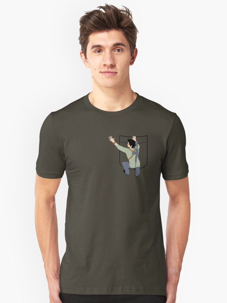 Uncharted Unisex T-Shirt Front