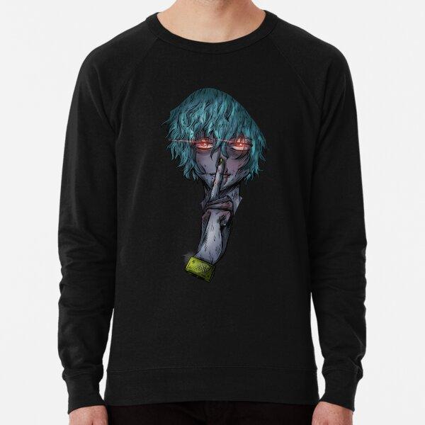 Silence! Shigaraki Tomura  Lightweight Sweatshirt