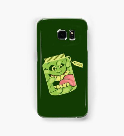 Slimer in a Jar Samsung Galaxy Case/Skin