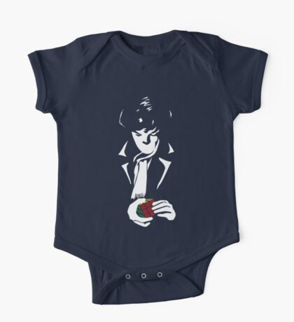 Nothing left unsolved (White) Kids Clothes
