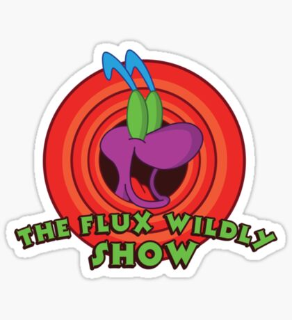 The Flux Wildly Show Sticker