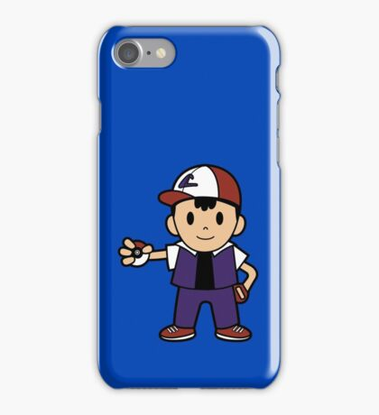 Earthboundamon iPhone Case/Skin