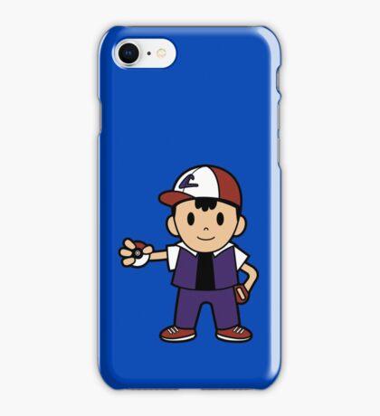 Earthboundamon iPhone Case/Skin