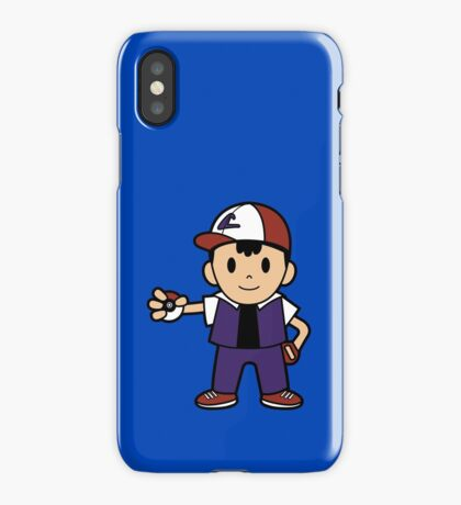 Earthboundamon iPhone Case