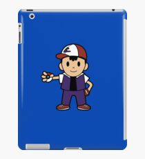 Earthboundamon iPad Case/Skin