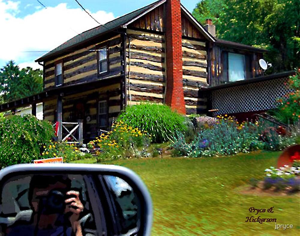 The Log Cabin Shoot by jpryce