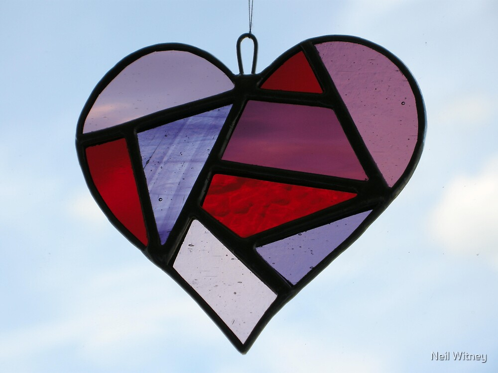 Love Heart by Neil Witney