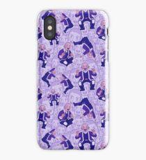 Shiraishi Pattern (Extra Tacky) iPhone Case/Skin