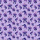 Shiraishi Pattern (Extra Tacky) by knightofbunnies