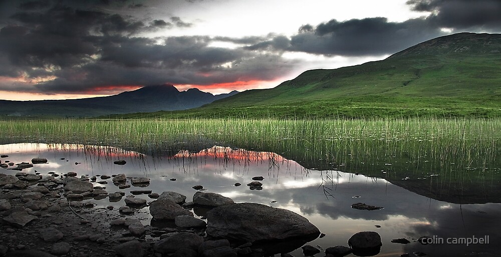 Swordale Iv by colin campbell