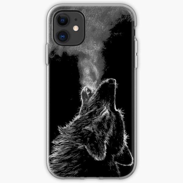 Wolf iPhone Soft Case