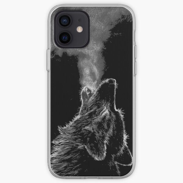 Wolf iPhone Soft Case