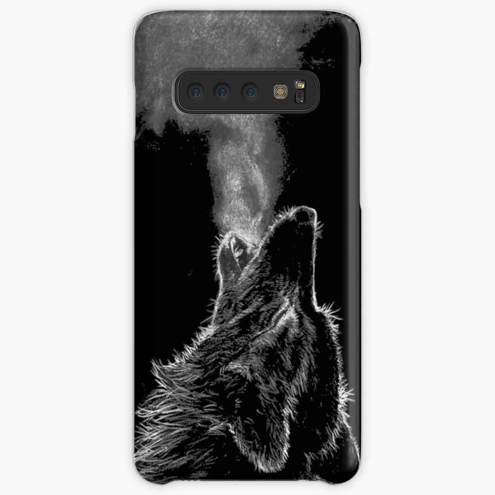 Wolf Case & Skin for Samsung Galaxy