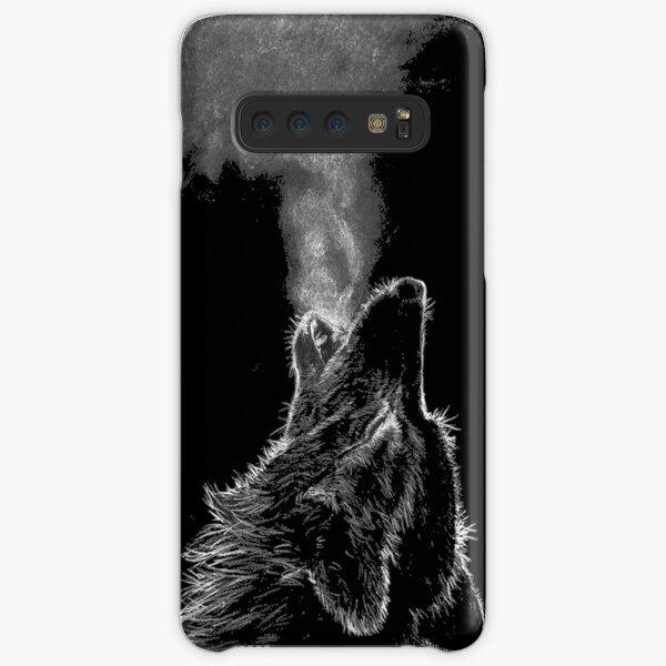Wolf Samsung Galaxy Leichte Hülle