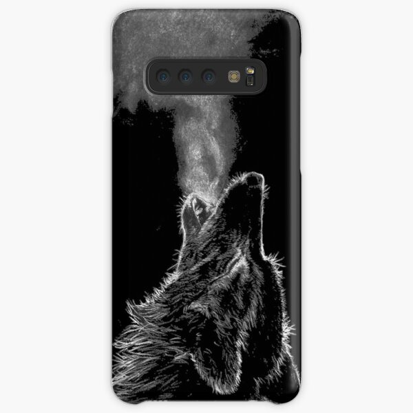 Wolf Samsung Galaxy Snap Case