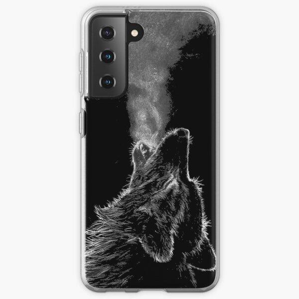 Wolf Samsung Galaxy Soft Case