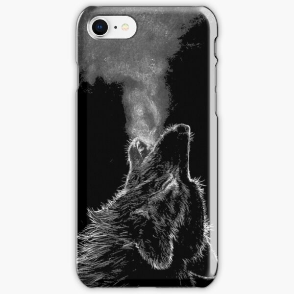 Wolf iPhone Snap Case