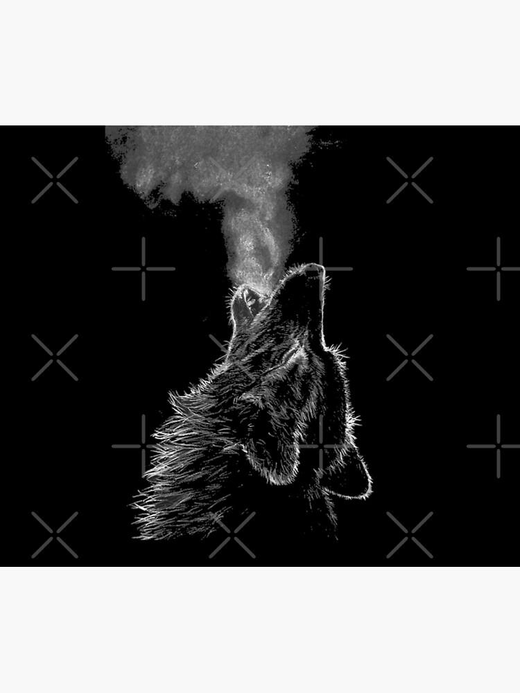 Wolf by Shiiraoka