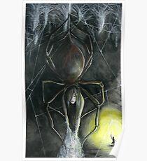 Jorogumo Sin of GLUTTONY Poster