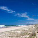 Castaways Beach Queensland Australia by Brad Baker