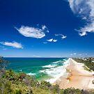 Sunshine Beach Noosa Heads by Brad Baker