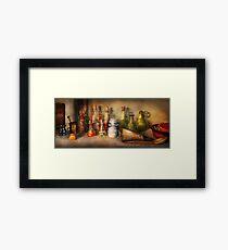 Alchemy - The home alchemist Framed Print