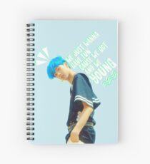 "Jisung NCT DREAM ""We Young"" Design Spiral Notebook"