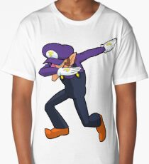 Waluigi Dab Long T-Shirt