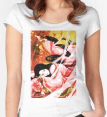 Little Princess Women's Fitted Scoop T-Shirt