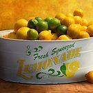 Fruit - Lemons - When life gives you lemons by Michael Savad