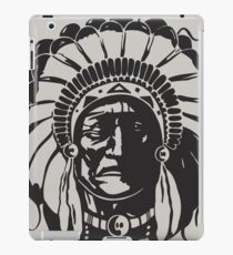 American Native Chef Tribe iPad Case/Skin