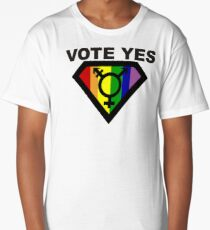 vote yes 4 Long T-Shirt