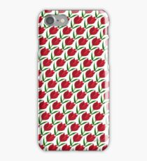 Tulip Red 81817 iPhone Case/Skin