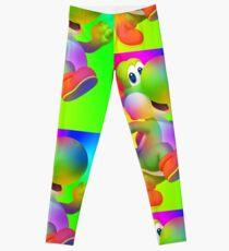 Legging Rainbow Yoshi