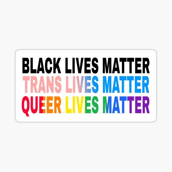 WE MATTER Sticker