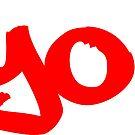 Yo! - Philly Greeting by denisethorn