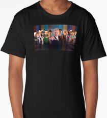 Dr. Who - Doctors Long T-Shirt