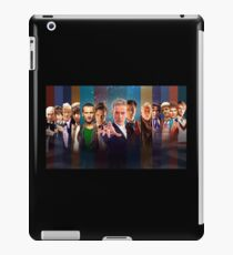 Dr. Who - Doctors iPad Case/Skin