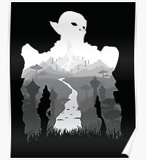Elder Scrolls - Morrowind Poster