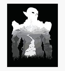 Elder Scrolls - Morrowind Photographic Print