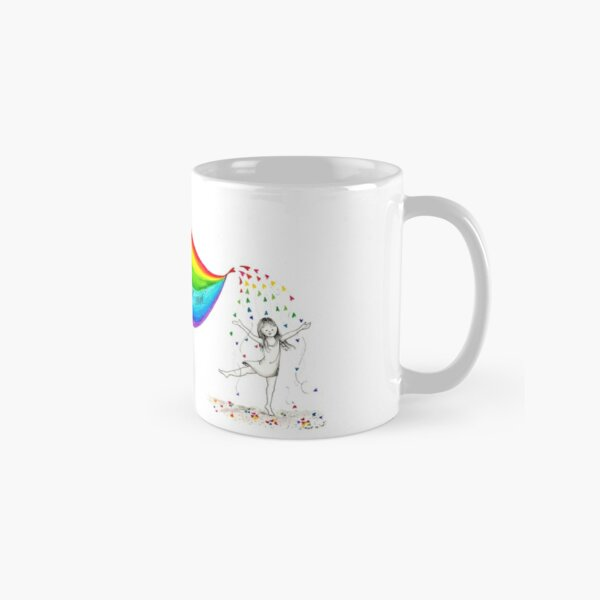 Rainbow Connection Classic Mug