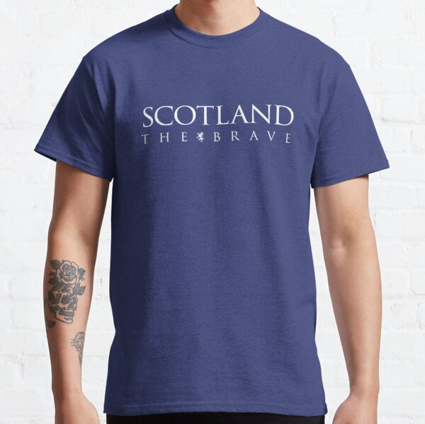 Scotland the Brave Classic T-Shirt