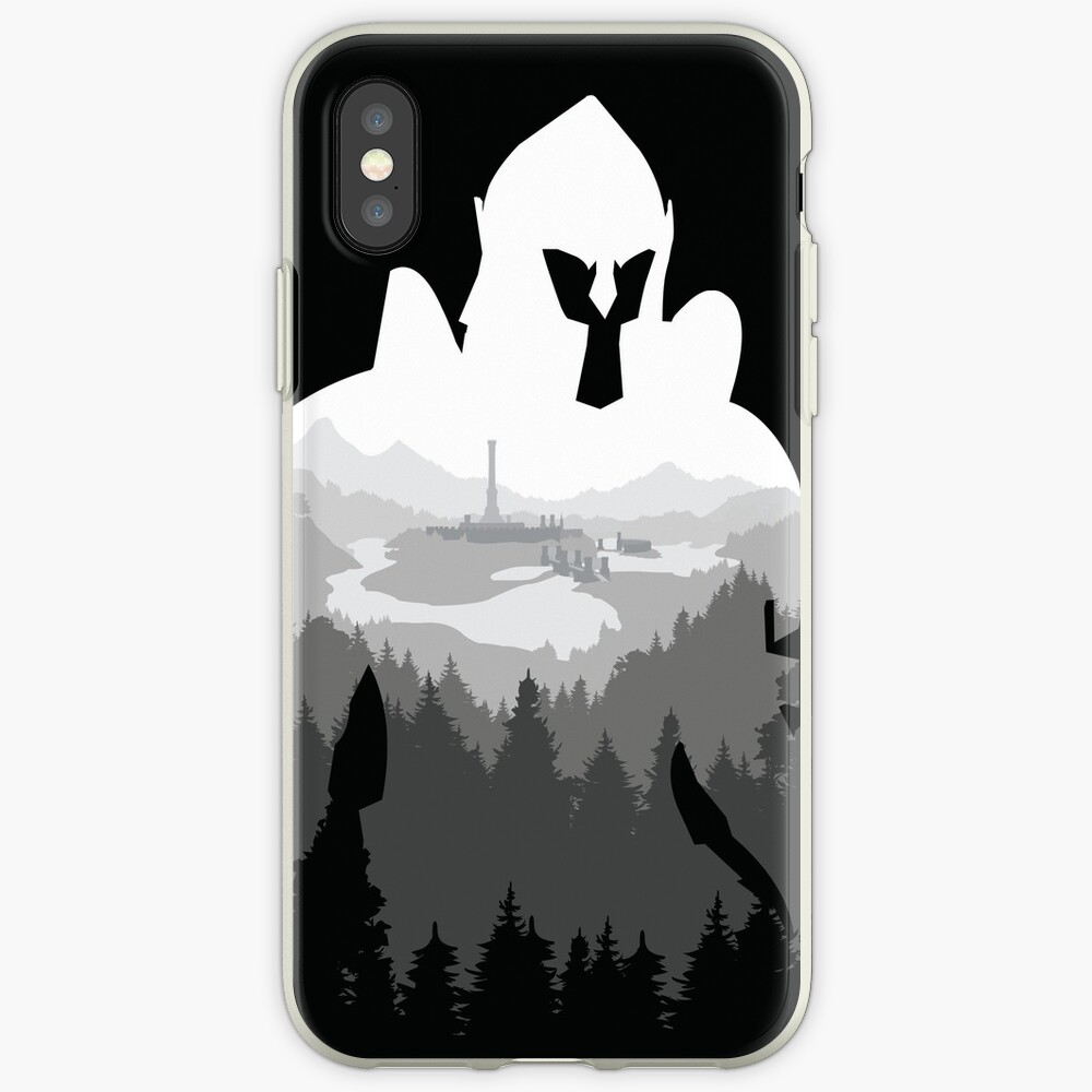 Elder Scrolls - Vergessenheit iPhone-Hülle & Cover