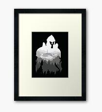 Elder Scrolls - Oblivion Framed Print