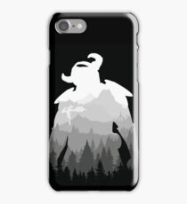 Elder Scrolls - Skyrim iPhone Case/Skin
