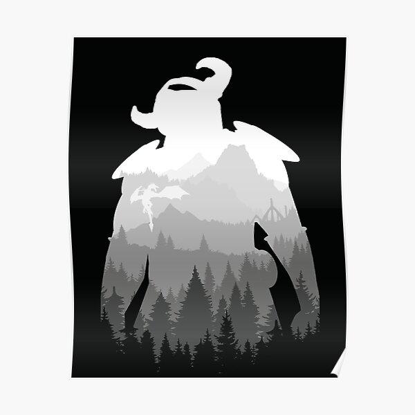 Elder Scrolls - Skyrim Poster